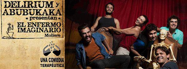 Noche y Día Gran Canaria: Teatro - 07/06: 'El enfermo imaginario' en el Auditorio de Teror