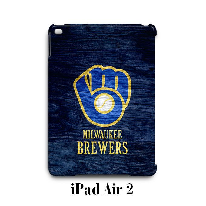 Milwaukee Brewers Custom iPad Air 2 Case Cover Wrap Around