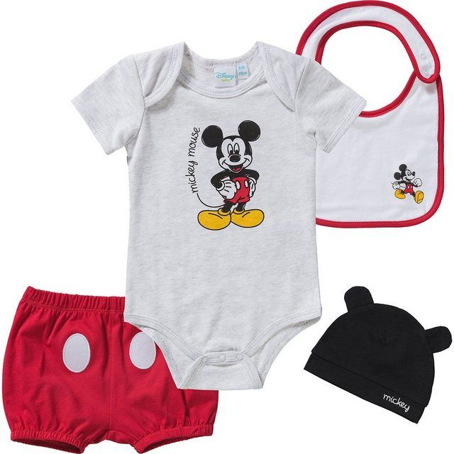 UFFICIALE Mickey Mouse JERSEY Baby Toddler Costume Body