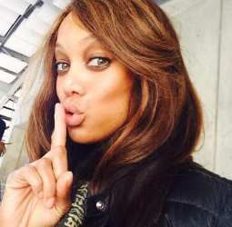 Tyra Banks to SHHHHut Down Fat Talk