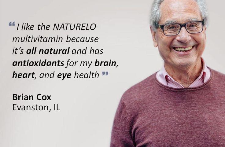 Naturelo whole food multivitamin for men natural vitamins