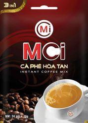 Вьетнамский быстрорастворимый натуральный кофе (ME TRANG) INSTANT COFFEE MIX 3 в 1 из города БуонМеТхуот. Пр-во Вьетнам.
