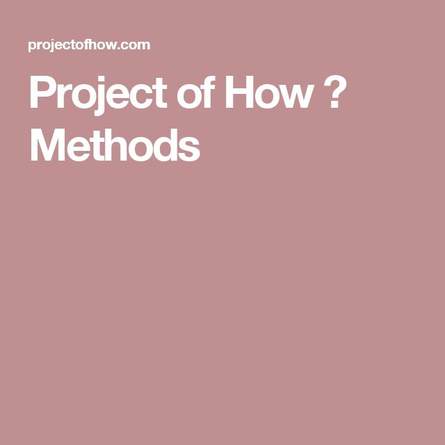 29 best User-Experience Research Methods images on Pinterest - research plan example
