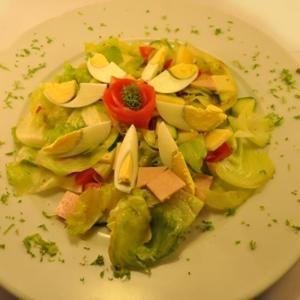 Kertész lányka saláta - Megrendelhető itt: www.Zmenu.hu - A vizuális ételrendelő.