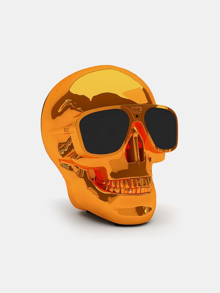 JARRE , Aeroskull  XS Orange #shopigo#shopigono17#availableonsite#music#performance#design#style#fashion#technology#lifestyle#wireless#sound