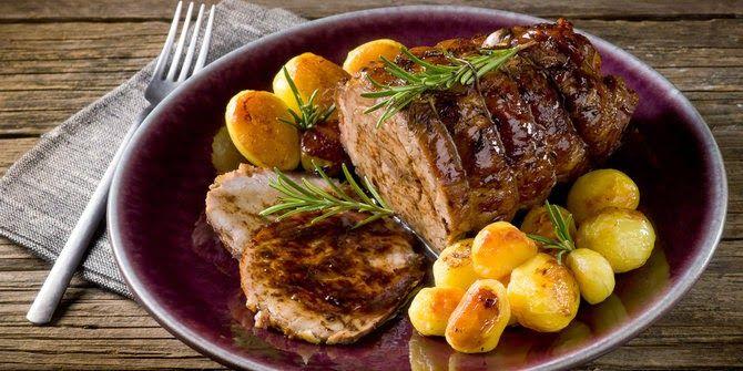 Dunia Pengetahuan: Hati-hati Banyak makan steak bisa bikin kanker?