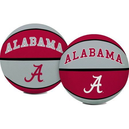 Rawlings Ncaa Crossover Full Size Basketball University Of Alabama Crimson Tide, Multicolor