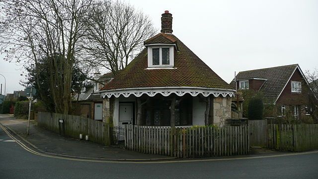 Little round house - Cowes, Isle of Wight, UK