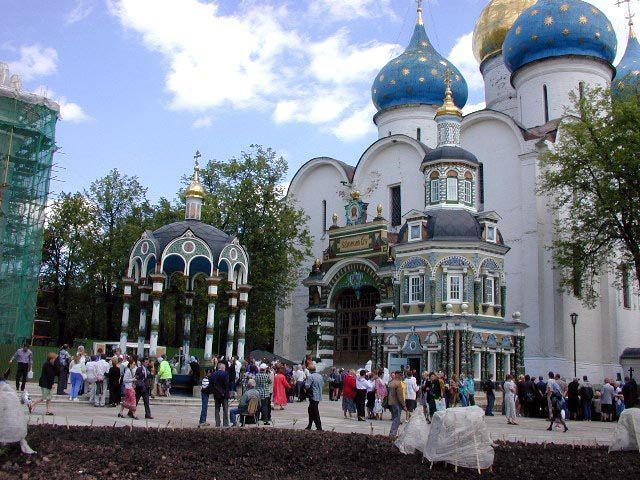 Золотые купола России (Сергиев Посад