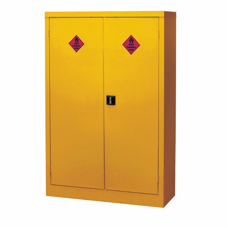 Hazardous Materials Storage Cabinets