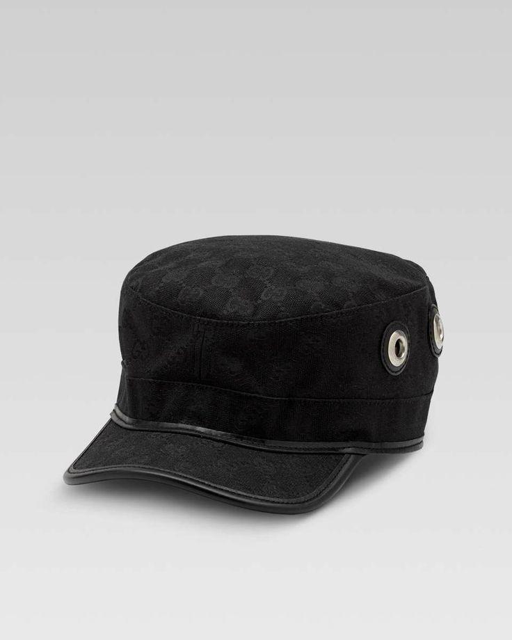 c4bacb8da19e6 Ebay Gucci Military Hat