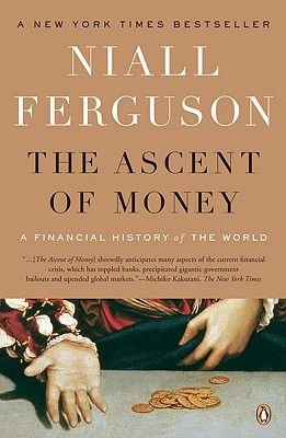 Title: The Ascent of Money | Author/Guest: Niall Ferguson | Episode 05006 | #Books #ColbertReport