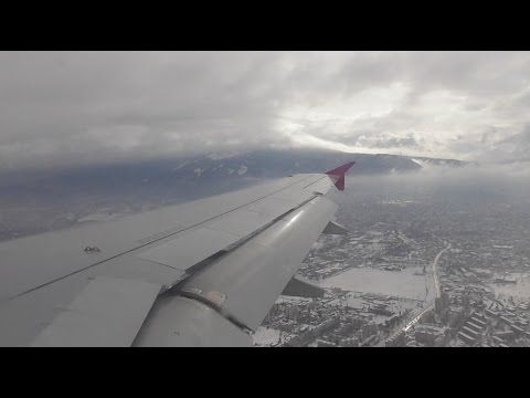 Wizz Air Airbus A320-232   London Luton to Sofia *FULL FLIGHT*