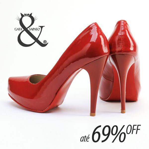 Gata & Sapato, com até 69% OFF