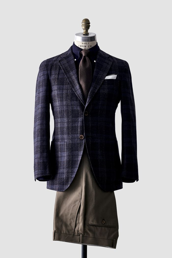Styles – ページ 4 – パーソナルオーダースーツ・シャツの麻布テーラー|azabu tailor