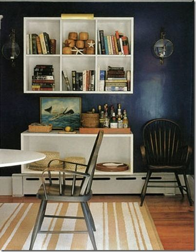 Im Still Dying For A Room With Midnight Blue Walls