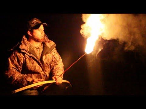 Worlds Largest SlingSHOT | EXTENDED EDITION | Dude Perfect - YouTube