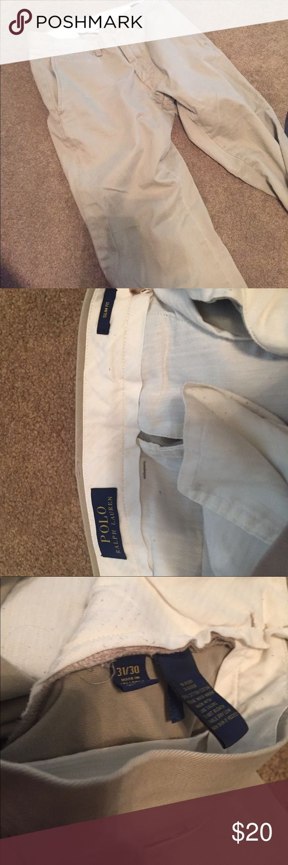 Slim Fit Ralph Lauren Chino Pants Great condition Polo by Ralph Lauren Pants Chinos & Khakis