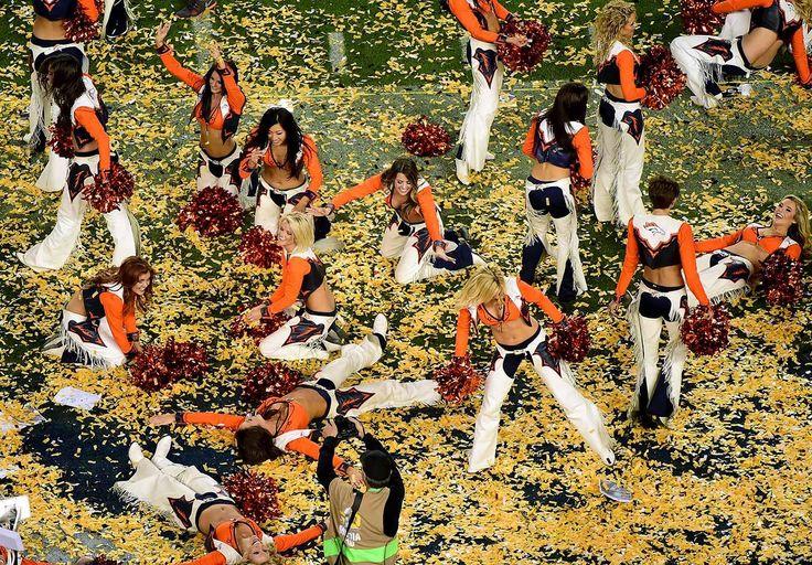 Super Bowl 50 Cheerleaders | SI.com