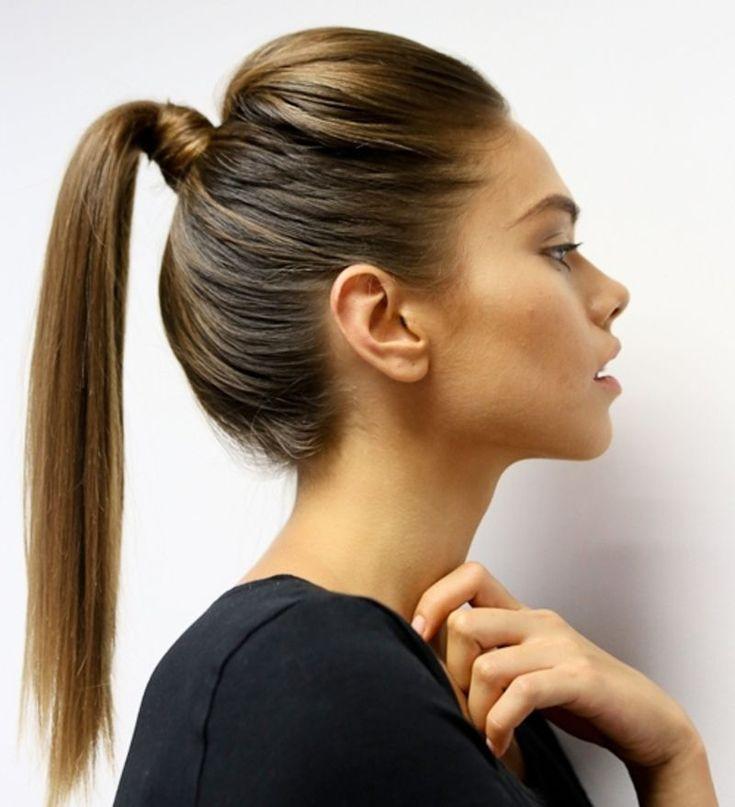 Картинки хвостов из волос