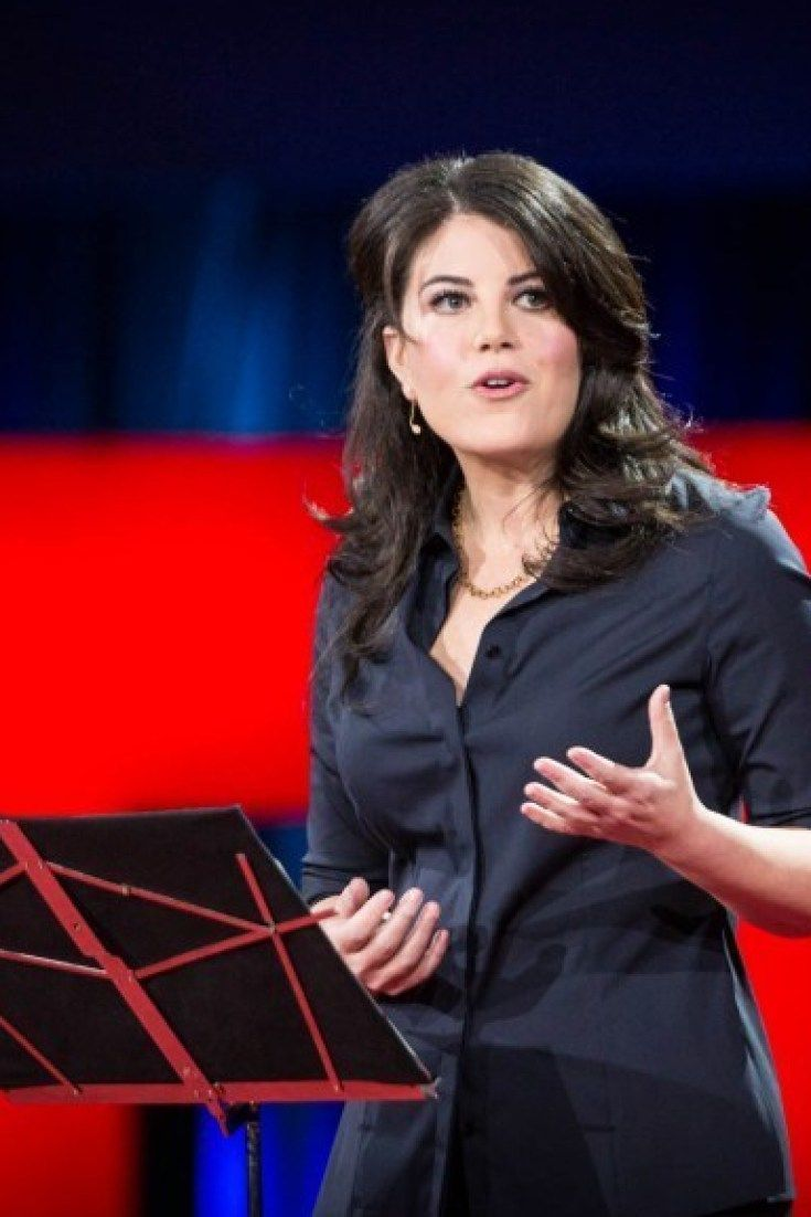 Monica Lewinsky At TED 2015: 'Public Shaming As A Bloodsport Must Stop'