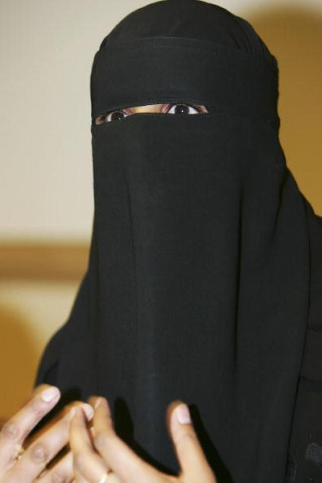 The Most Common Types of Islamic Clothing Defined: Niqab