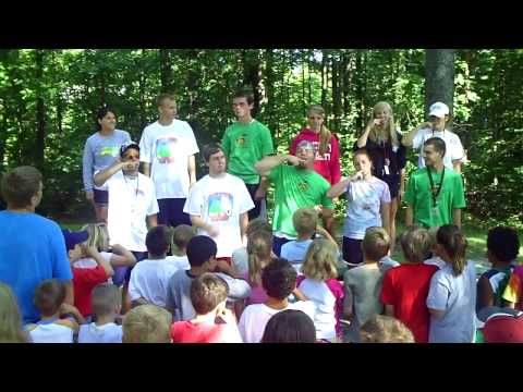 Boom Chicka Boom | Camp Songs