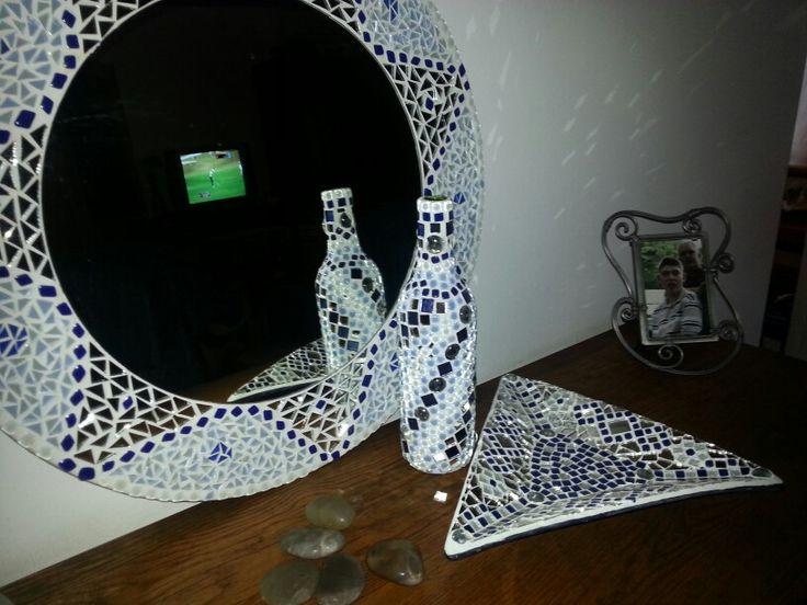 Round mirror - own design