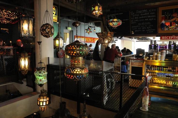 Restaurant Bazar Rotterdam