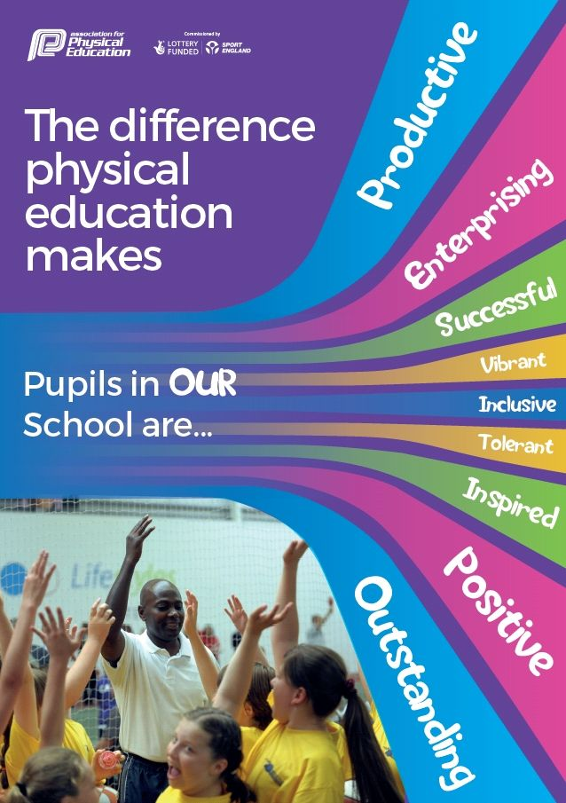 Importance of PE, School Sport & Physical Activity Resources #physed