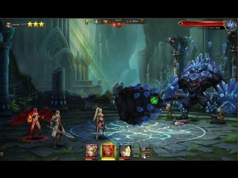 League of Angels 2 #Gameplay 1 - League of Angels 2 is a Free-to-play Role-Playing MMO Game (MMORPG) playable in any Browser (Browser Based)