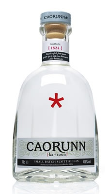 Caorunn - Small Batch Scottish Gin one of the best