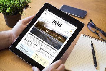 desktop tablet news