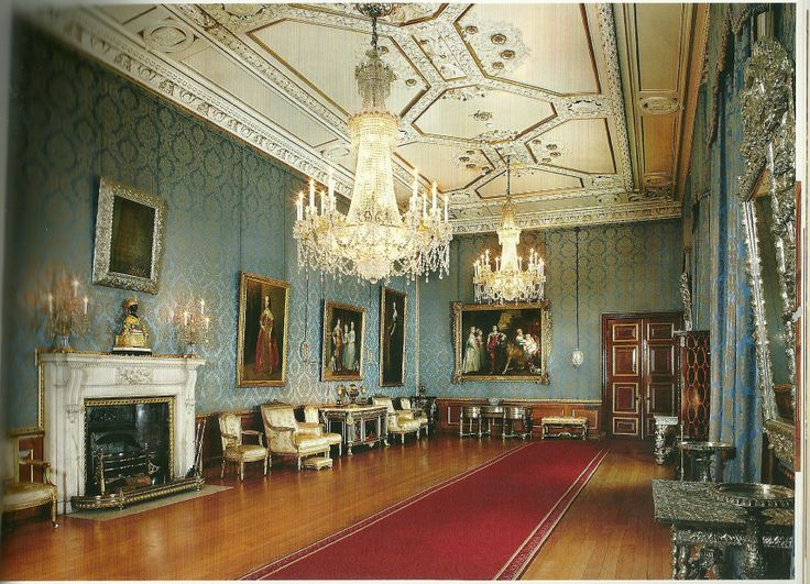 Queen S Ballroom Windsor Castle Windsor England As No
