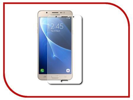 Аксессуар Закаленное стекло Samsung Galaxy J5 Prime / On5 (2016) DF Fullscreen sColor-10 Black  — 527 руб. —