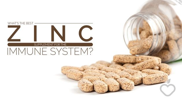 What's The Best Zinc Supplement For The Immune System? - Positive Health Wellness