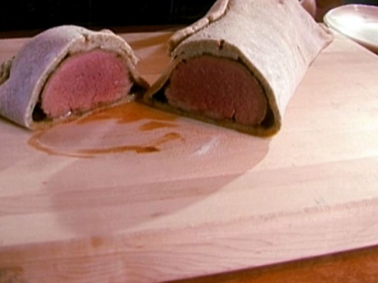 Get this all-star, easy-to-follow Beef Tenderloin in Salt Crust recipe from Alton Brown