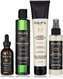 PHILIP B Four Step Hair and Scalp Treatment Set with Classic Formula Conditioner