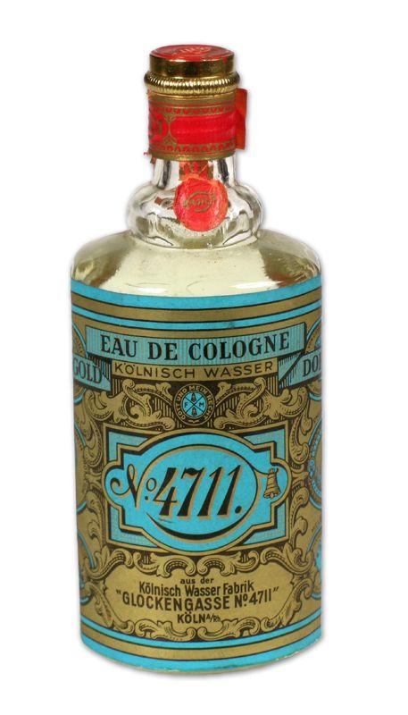 Kölnisch Wasser, beter bekend als Eau de Cologne is een begrip. Er bestaan verschillende merken. 4711 is de meest bekende. Keuls water werd als wonderwater en geneesmiddel beschouwd. Doordat alle ingr