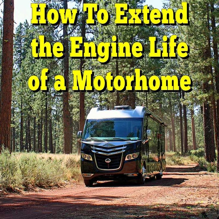 How to Extend the Engine Life of a Motorhome or RV Tow Vehicle:  Here are some basic tips on how to extend the engine life of your motorhome, tow vehicle or... Read More: http://www.everything-about-rving.com/extend-engine-life.html Happy RVing! #rvingtip