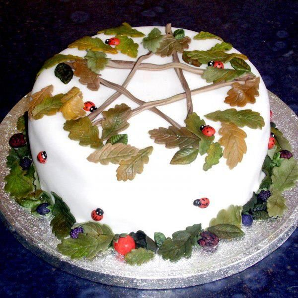 Wiccan Birthday Cakes Google Search Cake Ideas
