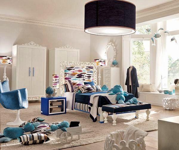 Wall-paint-color-oak-furniture