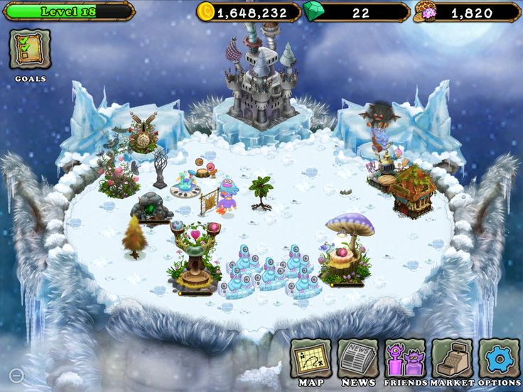 My singing monsters my cold island Singing monsters, My