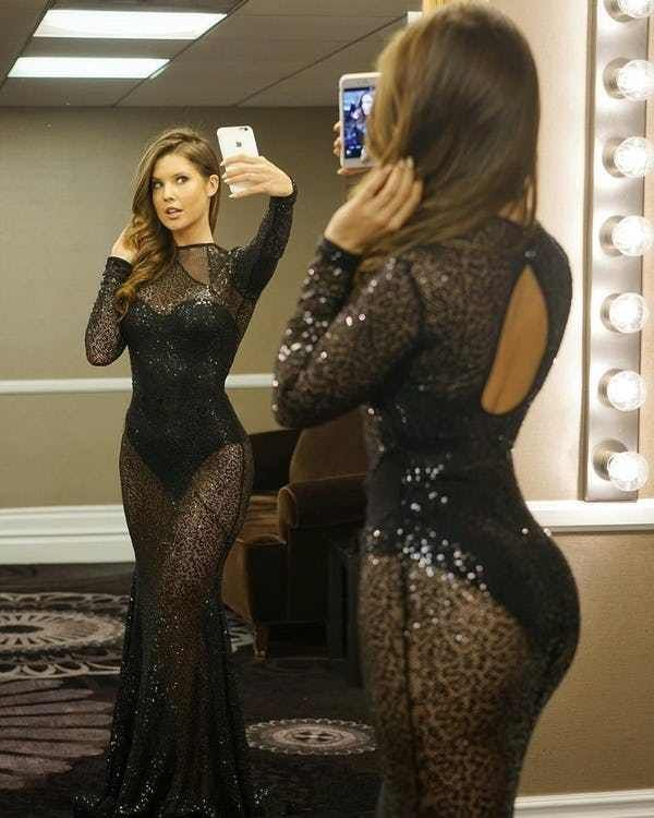 People Lists On With Images Amanda Cerny Fashion Dresses