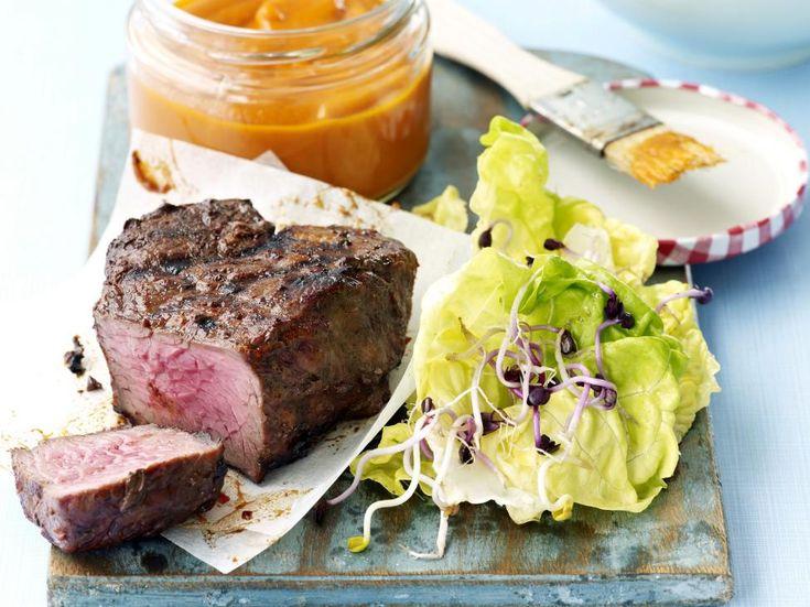 Steak met barbecuesaus - Libelle Lekker