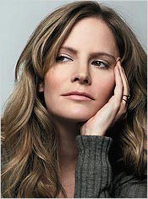 Jennifer Jason Leigh. (daughter of screenwriter/actress Barbara Turner and actor Vic Morrow)