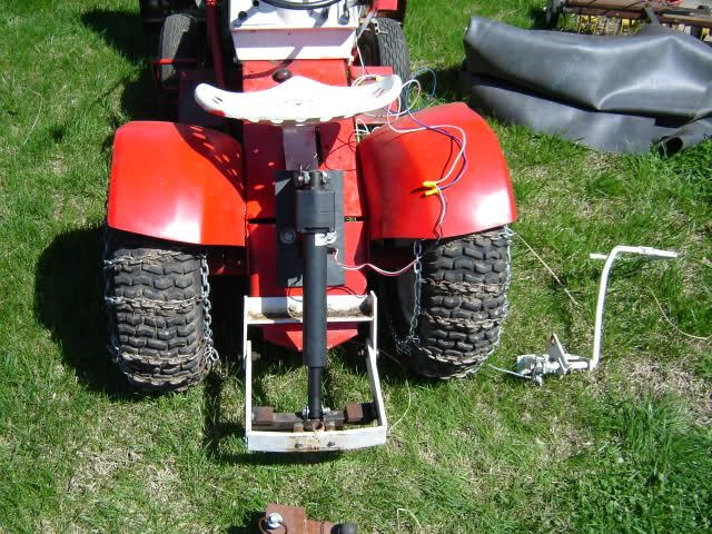 Home Made Sleeve Hitch Mytractorforum Com The
