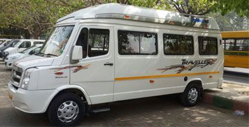 20 SEATER TEMPO TRAVELLER ON RENT Prachi Holidays provide travel and vehicle rental services from Delhi for all tourist spot of India such as Jaipur Sightseeing package, Himachal Tour Packages, Agra Taj Mahal tour package, Same day tour from Delhi for any tourist location, Weekend package, Nainital tour package, Udaipur tour package, Rajasthan Tour Package, Ranthambore tour package, Haridwar Rishikesh family package, Vaishno Devi katra tour package, Varanasi tour package and available 9…