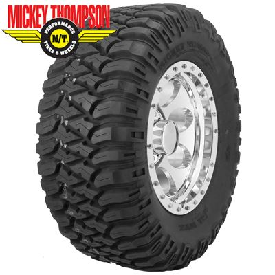 Mickey Thompson® Baja MTZ Radial Traditional Light Truck Tire - These are on the way for the K5!!!