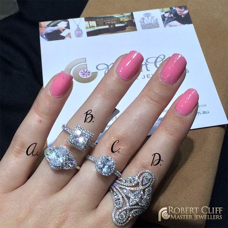Would your eyes light up if you received one of these #Diamond #rings? Which one would it be?  #Jewellery #diamonds #stunningjewellery #blingbling #luxurybrand #luxurylife #diamondsareforever #diamondlife #jewellerydesign #fashionaccessories #jewelleryaddict